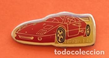 Auto Ferrari Testarossa Pin S Voitures Sammeln Seltenes Amc Geidai Ac Jp