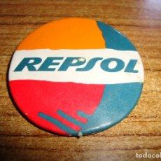 Pins de colección: PIN CHAPA AGUJA REPSOL. Lote 173999505