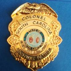 Pins de colección: PIN POLICÍA USA. Lote 174255142