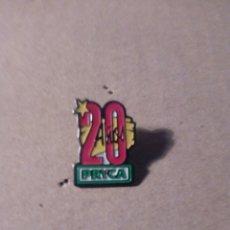 Pins de colección: PIN DE CLIP - DEL 20 ANIVERSARIO DE PRYCA. Lote 174527382