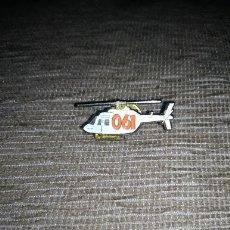 Pins de colección: PIN HELICOPTERO 061 ANDALUCIA. Lote 289915403