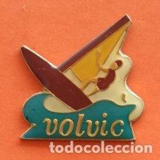 Pins de colección: PIN AGUA VOLVIC. Lote 174899223