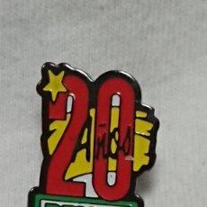 Pins de colección: PINS PIN ANIVERSARIO VEINTE AÑOS PRYCA . Lote 175149847