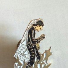 Pins de colección: PIN DE MICHAEL JACKSON. Lote 175205329