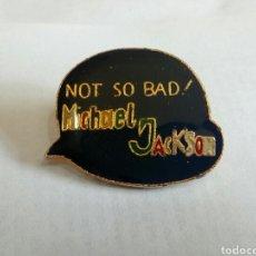 Pins de colección: PIN DE MICHAEL JACKSON. Lote 175205429
