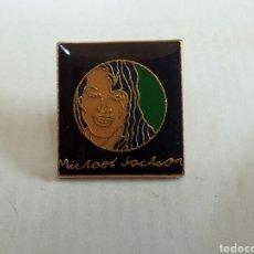 Pins de colección: PIN DE MICHAEL JACKSON. Lote 175205497