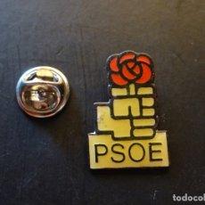 Pins de colección: PIN POLÍTICO SINDICAL. PSOE PARTIDO SOCIALISTA. Lote 175223427