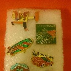 Pins de colección: LOTE DE PINS VARIOS. Lote 175359298