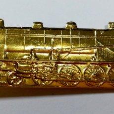 Pins de colección: PIN DE FERROCARRIL. MEDIDAS : 7 X 2 CM APROX.. Lote 175483979