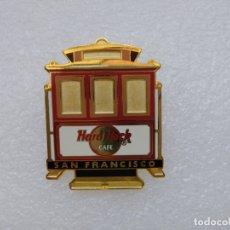 Pins de coleção: PIN HARD ROCK CAFE SAN FRANCISCO TRANVIA. Lote 183698088