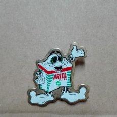 Pins de colección: PIN ARIEL ULTRA, TROQUELADO. Lote 175867543