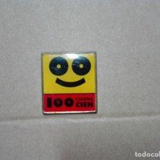 Pins de colección: PIN CADENA 100. Lote 175874688