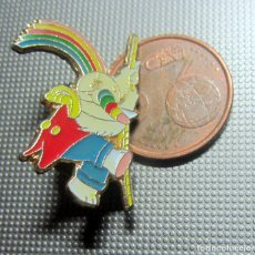 Pins de colección: PIN EXPO 92 CURRO PIRATA EXPOSICION UNIVERSAL SEVILLA 1992. Lote 175894520