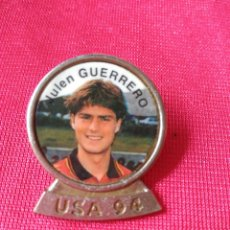 Pins de colección: PINS JULEN GUERRERO USA 94. Lote 176333573