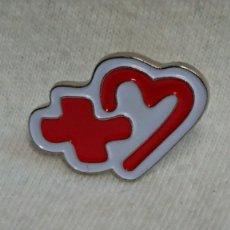 Pins de colección: PINS PIN CRUZ ROJA . Lote 176588467
