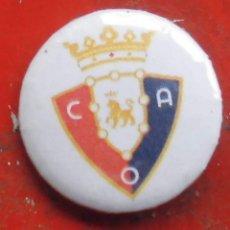 Pins de colección: PIN DEL OSASUNA. Lote 177087097