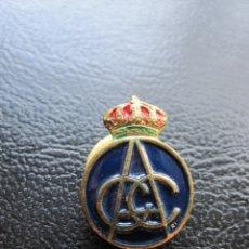 Pins de colección: INSIGNIA DE SOLAPA ACC AUTOMOVIL CLUB DE CATALUÑA. Lote 177266293