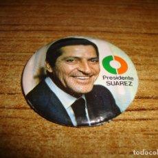 Pins de colección: (TC-230/19) CHAPA PIN AGUJA TEMA POLITICO UCD ADOLFO SUAREZ. Lote 177734744