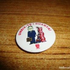 Pins de colección: (TC-230/19) CHAPA PIN AGUJA TEMA POLITICO UGT. Lote 177734953