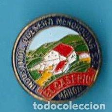Pins de colección: INSIGNIA QUESOS, QUESITOS. EL CASERIO.. Lote 177880152