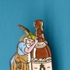 Pins de colección: INSIGNIA BRANDY DECANO.. Lote 177880647