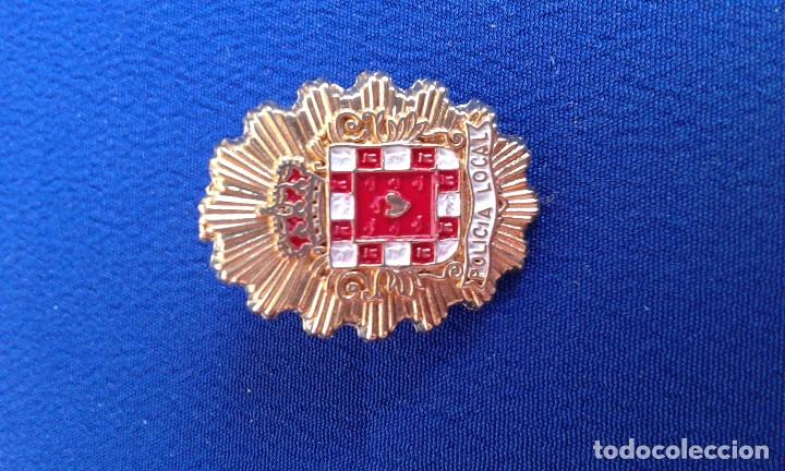 PIN POLICIA LOCAL MURCIA (Coleccionismo - Pins)