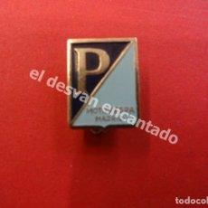 Pins de colección: MOTO VESPA. MADRID. INSIGNIA DE SOLAPA ORIGINAL. Lote 178593982