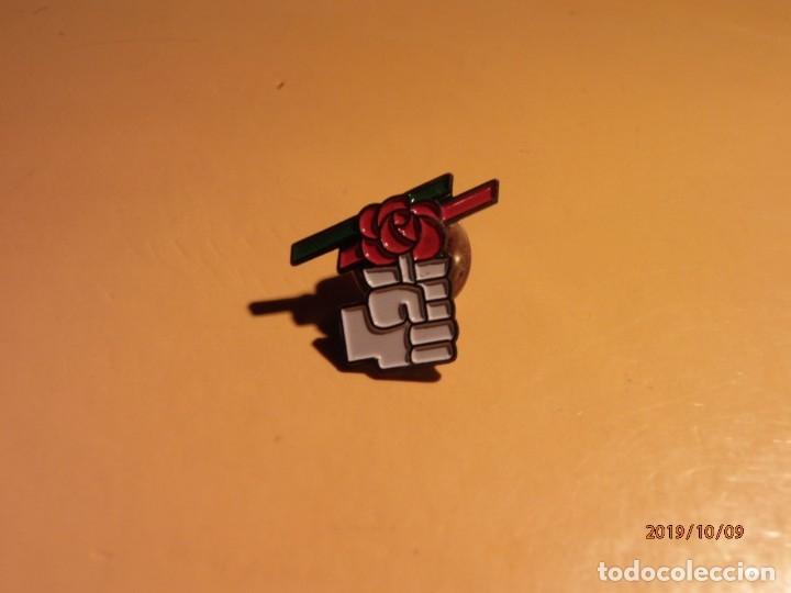 PIN - PSOE. (Coleccionismo - Pins)