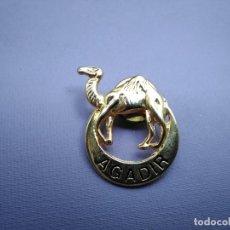 Pins de colección: PIN AGADIR (MARRUECOS). Lote 179067100