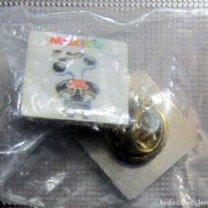 Pins de colección: PIN EXPO 2008 ZARAGOZA FLUVI - PABELLON DE MEXICO. Lote 179090785