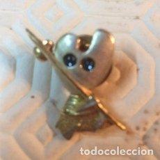 Pins de colección: PIN PELEGRIN. XACOBEO GALICIA. Lote 179531273