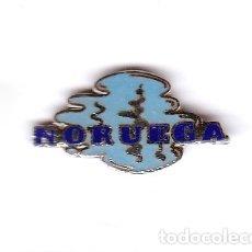Pins de colección: PIN NORUEGA EXPO 92 SEVILLA. PINES. PINS. 1992.. Lote 179538633