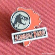Pins de colección: JURASSIC PARK - PARQUE JURASICO - PIN AÑOS 90. Lote 179942273