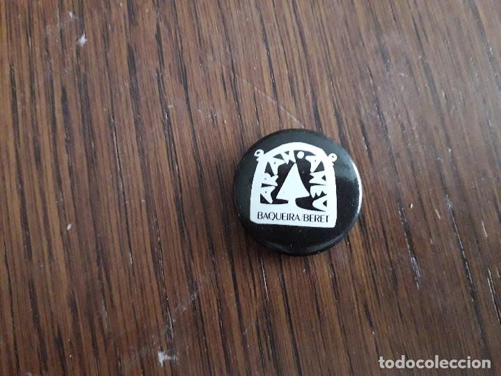 CHAPA PIN DE BAQUEIRA BERET (Coleccionismo - Pins)