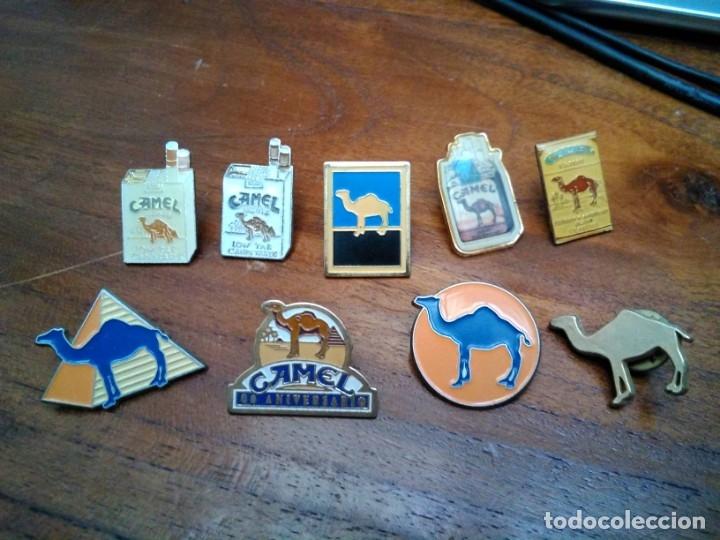 PINS CAMEL (Coleccionismo - Pins)