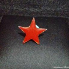 Pins de colección: PIN *ESTRELLA ROJA-COMUNISMO* - BUEN ESTADO.. Lote 180148832