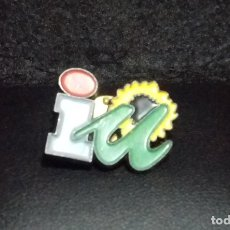 Pins de colección: PIN *IZQUIERDA UNIDA* - BUEN ESTADO.. Lote 180148965