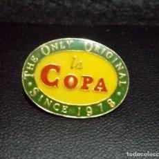 Pins de colección: PIN *LA COPA* - BUEN ESTADO.. Lote 180149058