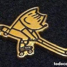 Pins de colección: PIN COBI (MASCOTA JUEGOS OLIMPICOS BARCELONA 92). Lote 180328636