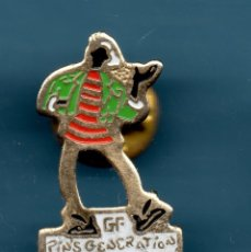Pins de colección: VESIV PIN G F PINS GENERATION. Lote 180431805