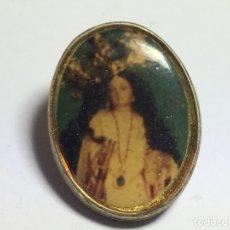 Pins de colección: PIN PINS VIRGEN. Lote 180940853