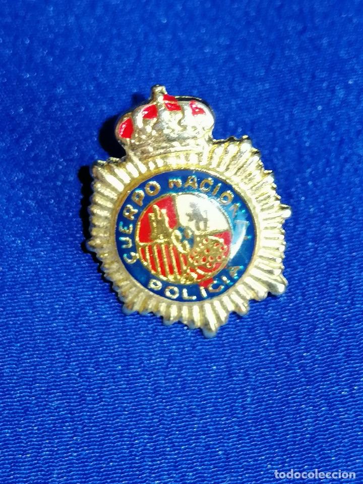 Pins de colección: PIN POLICIA NACIONAL - Foto 2 - 181022713