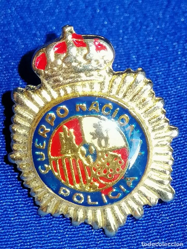 Pins de colección: PIN POLICIA NACIONAL - Foto 3 - 181022713