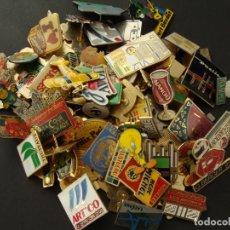 Pins de colección: COLECCIÓN DE 100 PINS - VARIAS TEMÁTICAS, DEPORTES, BARES, MARCAS, AÑOS 70 80 - SALIDA 0,01€. Lote 181457563