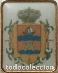 PIN ESCUDO HERALDICO MUNICIPAL AYUNTAMIENTO DE LAUJAR DE ANDARAX (AL) (Coleccionismo - Pins)