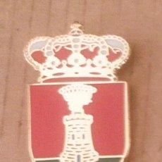 Pins de colección: PIN ESCUDO HERÁLDICO ADANERO - ÁVILA. Lote 183096706