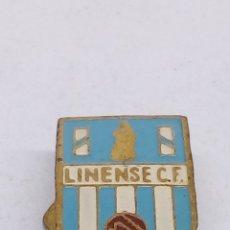 Pins de colección: PIN DE FUTBOL ESMALTADO LIMENSE CF. Lote 183467808