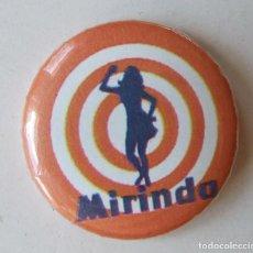 Pins de colección: CHAPA CHAPITA MIRINDA. Lote 183645991