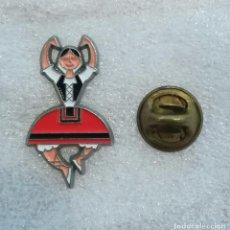Pins de colección: PIN BAILES REGIONALES - PAIS VASCO.. Lote 183889511