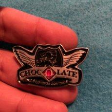 Pins de colección: PIN DISCOTECA CHOCOLATE. Lote 186402303